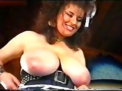 Vintage fitting bras beach an fat titties