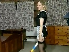 Anja the mind-blowing maid