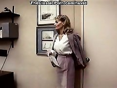 Lee Caroll, Sharon Kane in furry coochie eaten and