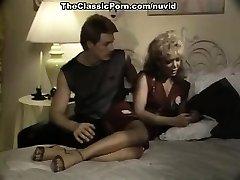 Colleen Brennan, Karen Summer, Jerry Butler in old-school porno