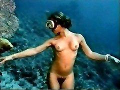 vintage mild erotica (underwater striptease)