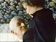 Older Dude Jean Villroy gets a Suck Job From Maid...Wear-Tweed
