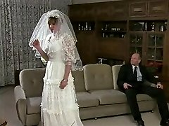 Super-steamy Bride German Retro Film