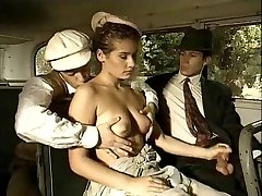 Vintage Threesome With Draghixa