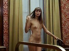 Jane Birkin bare - Love at the Top