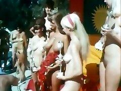 Miss Universe Nudist 1967 Vintage