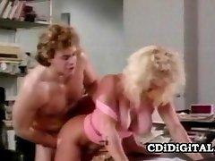 Brandy Bosworth - Bustillicious Retro Milf Office Sex