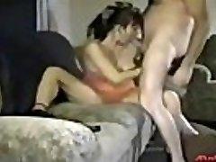 REAL mommy pokes stepson hardcore