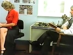 Insatiable Threesomes, Vintage porn movie