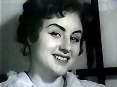 Erotic Nudes 619 50's and 60's - Vignette 8