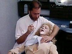 Jennifer Welles and her dentist