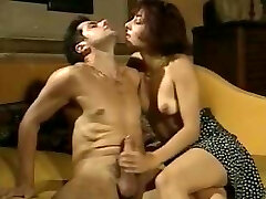 Vintage Mommy Anal Fuck