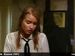 Jane Birkin & Karina Fallenstein nude and explicit vignettes