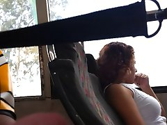 Flashing in the bus 10