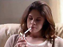 Some Hot Celebrities Smoking
