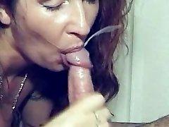 Tobys - Cum in her face 01