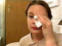 Toilet facial feat. Queeny Love