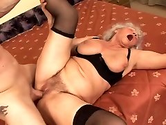 I wanna cum inside your grandma vol 4