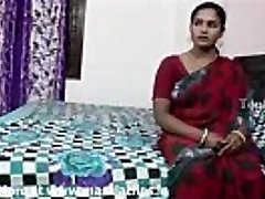 Big boobs indian aunty in red saree fucked by neighbour boy..and  record her