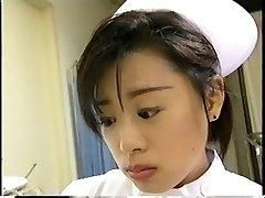 Japanese Semen Hospital - Emergency room lab techs MM-11