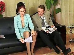 Pěkná sekretářka