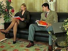 russian woman has anal