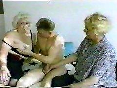 German Granny Mature Oma Hump