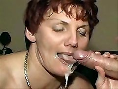 Mature Facials Compilation Four