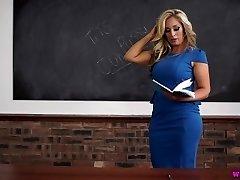 Kellie O educator milf