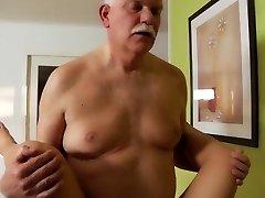 My Sexy Step Stepsister Fucked Aged Grandpa