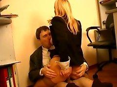Šéf a sekretářka