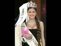 Miss Russian 2006 Aleksandra Ivanovskay Fucky-fucky Scandal