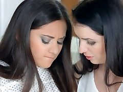 First time by G/g Erotica - lesbian love porn with