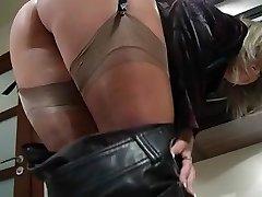 Nylon Pantyhose Voyeur 4