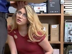 ShopLyfter - Sizzling Blond Gets Caught Stealing And Need To Bang The Officer