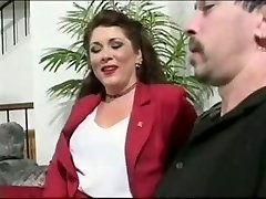 Brunette savours all the milk after the buttfuck-fdcrn