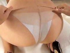 Natural pantyhose professor 7