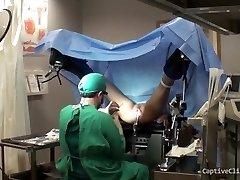 HUMAN GUINEA PIGS - PHEONIX ROSE - PART 7 OF 14 - CAPTIVE Medical Center COM