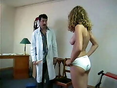 ENF CMNF nude embarrassing examination by doctor in hospital