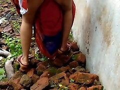 Devar Outdoor Plowing Indian Bhabhi In Abandoned Palace Ricky Public Sex