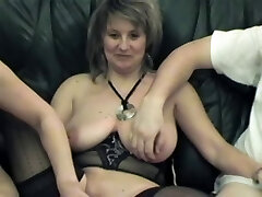 Aged French Swinger Wife 5