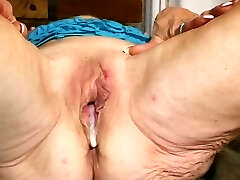 These Grannies have cream filled Fuck-holes