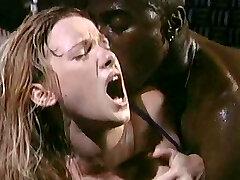 Roxanne Blaze Interracial scene