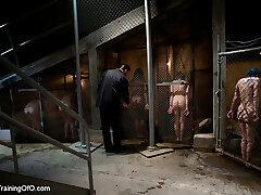 Day 2 Final Two Slaves - TheTrainingofO