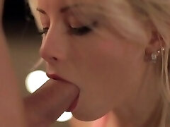 She Indeed Know How to Suck a Cock
