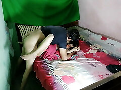 Fucking Indian mommy In Law Sexually Starved Desi Pussy