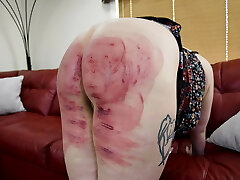 Friend of the Family - (Hard Spanking)