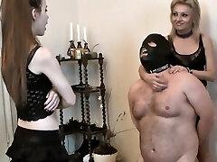 Horny housewife extreme deepthroat