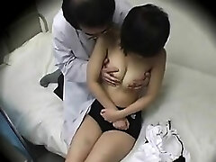 Doctor Fucking Students In The Office