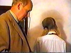 Schoolgirl cane 1